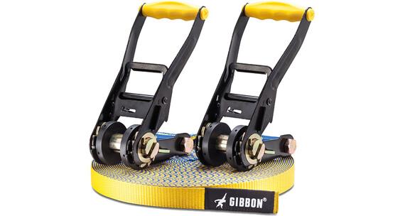 GIBBON Flow Line Slackline Set